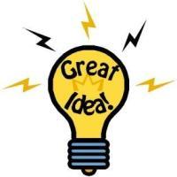200x200 Light Bulb Idea Clipart