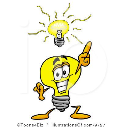 400x420 Light Bulb Clipart Cute