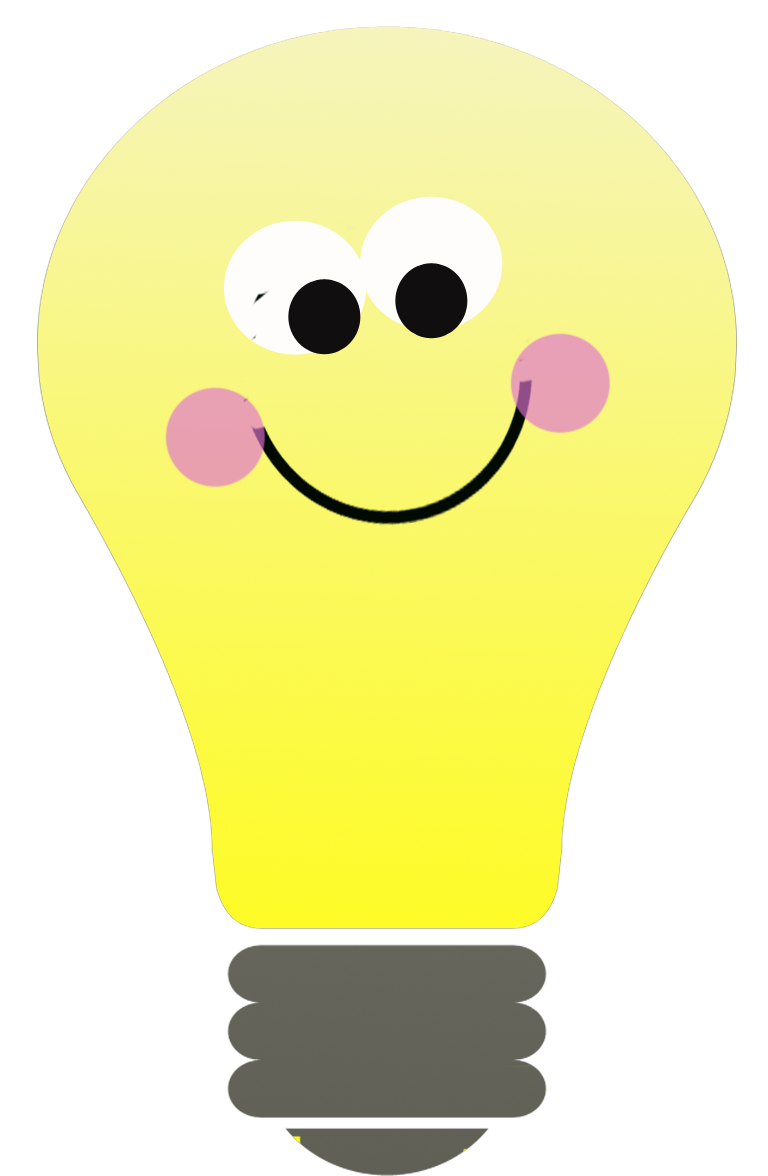 768x1176 Thinking Light Bulb Clip Art Free Clipart Images 2
