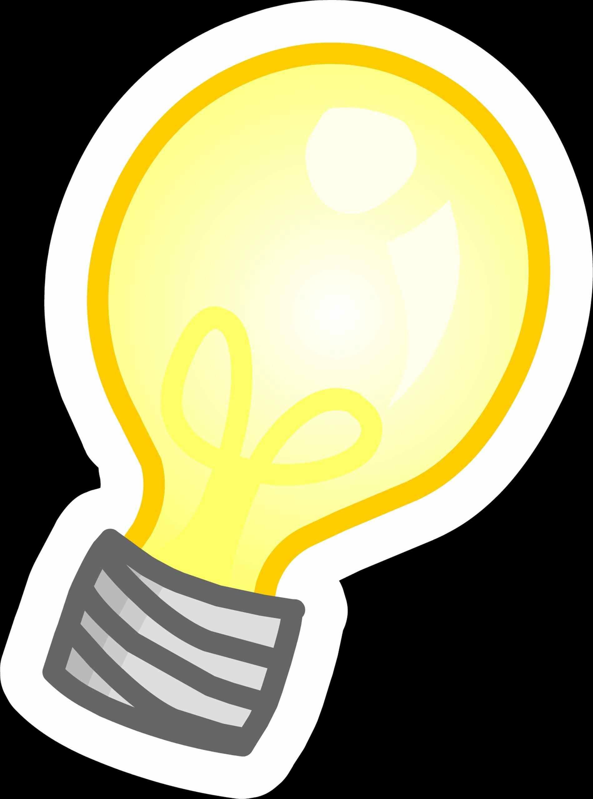 1899x2559 Thinking Light Bulb Clip Art