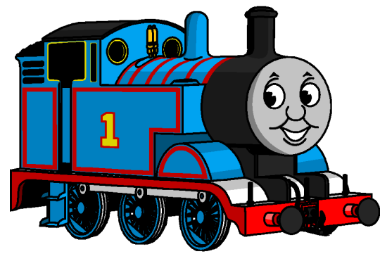 540x361 Thomas The Tank Engine Clipart Rail Engine