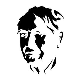 270x270 Thomas Edison Stencil Free Stencil Gallery