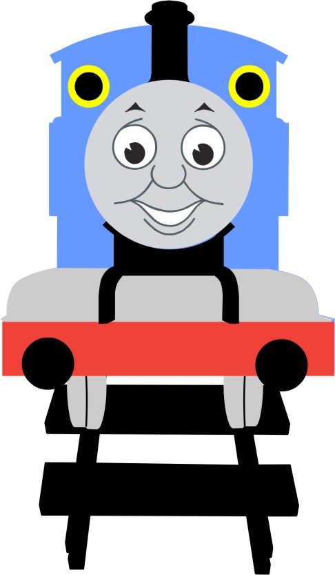 Thomas The Tank Engine Clipart Free Download Best Thomas