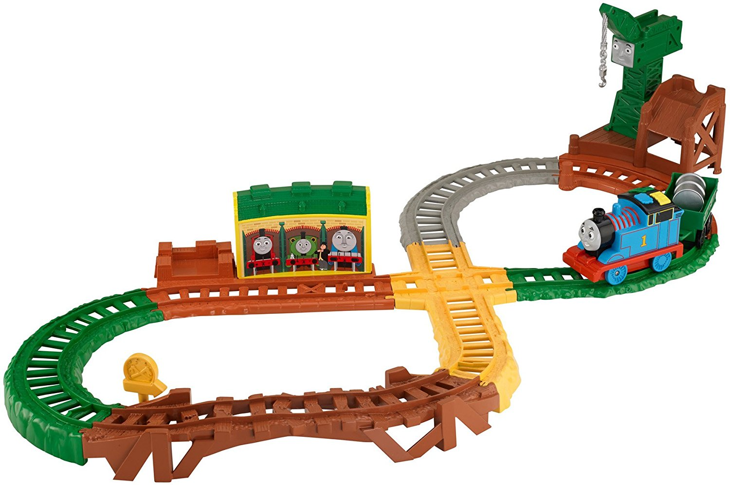 1500x997 Thomas Amp Friends Thomas Around Sodor Thomas Amp Friends Amazon.co