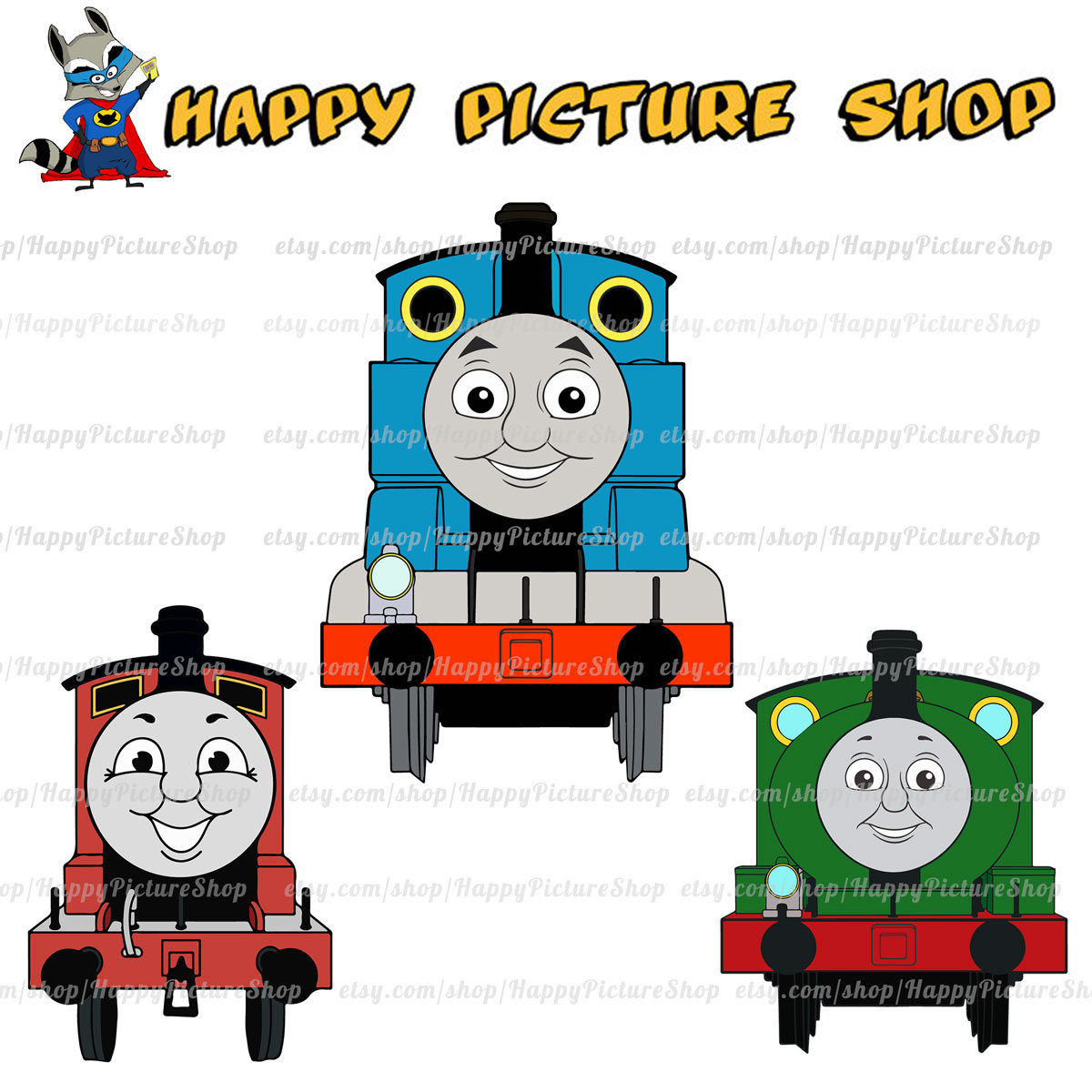 3788d07ef2 Thomas Train Clipart | Free download best Thomas Train Clipart on ...