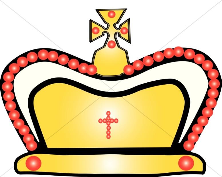 776x617 Triple Crown Clip Art