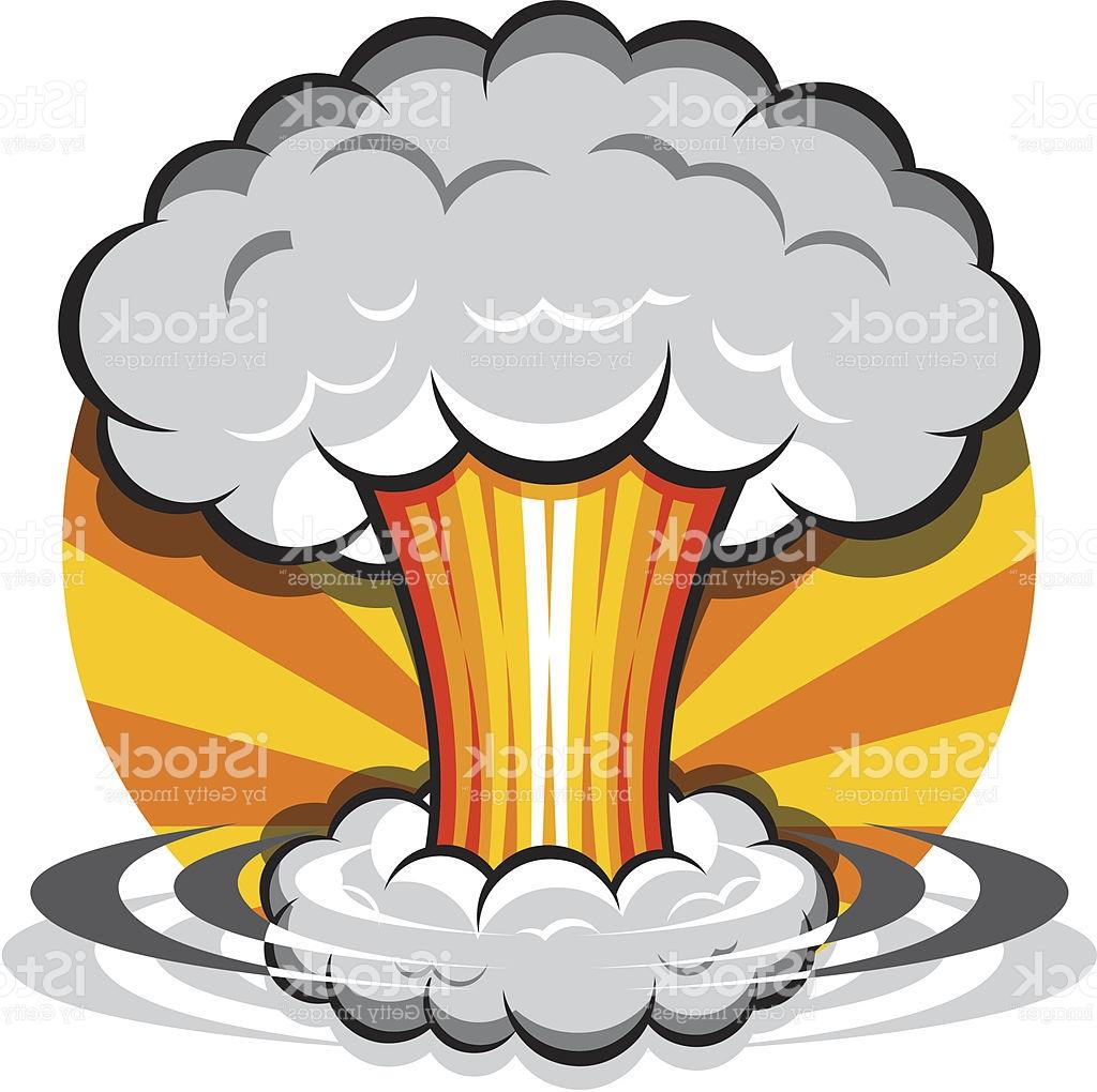 1024x1020 Best Free Cartoon Mushroom Cloud Vector Images