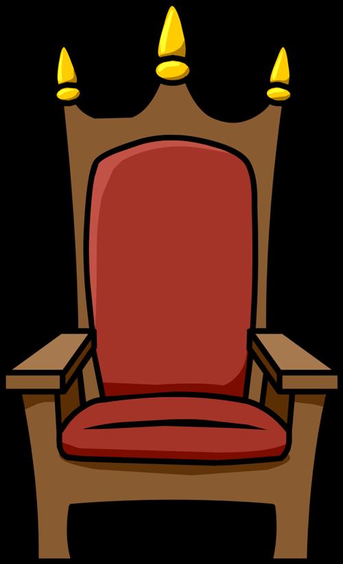 500x820 Throne Clipart Royal