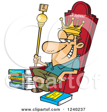 450x470 King In Throne Clipart