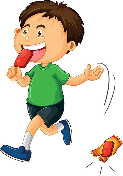 430x612 Boy Throwing Garbage Clipart Amp Boy Throwing Garbage Clip Art