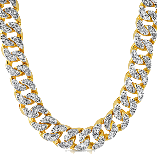600x599 Thug Life Gold Chain Png Hd