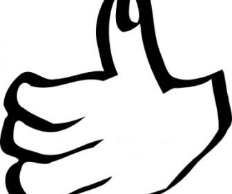 336x280 Thumb Clip Art Vector Clip Art Free Vector Free Download