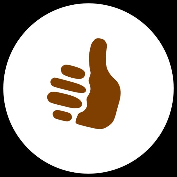 570x570 Thumbs up thumb clip art clipart 2