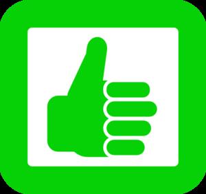 300x282 Thumbs up thumb clip art clipart 3 2