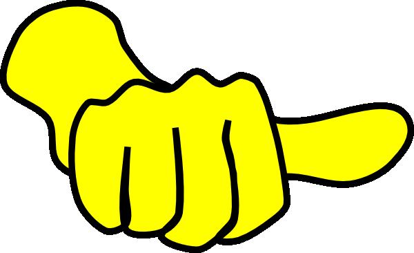 600x366 Thumbs Medium Side Clip Art