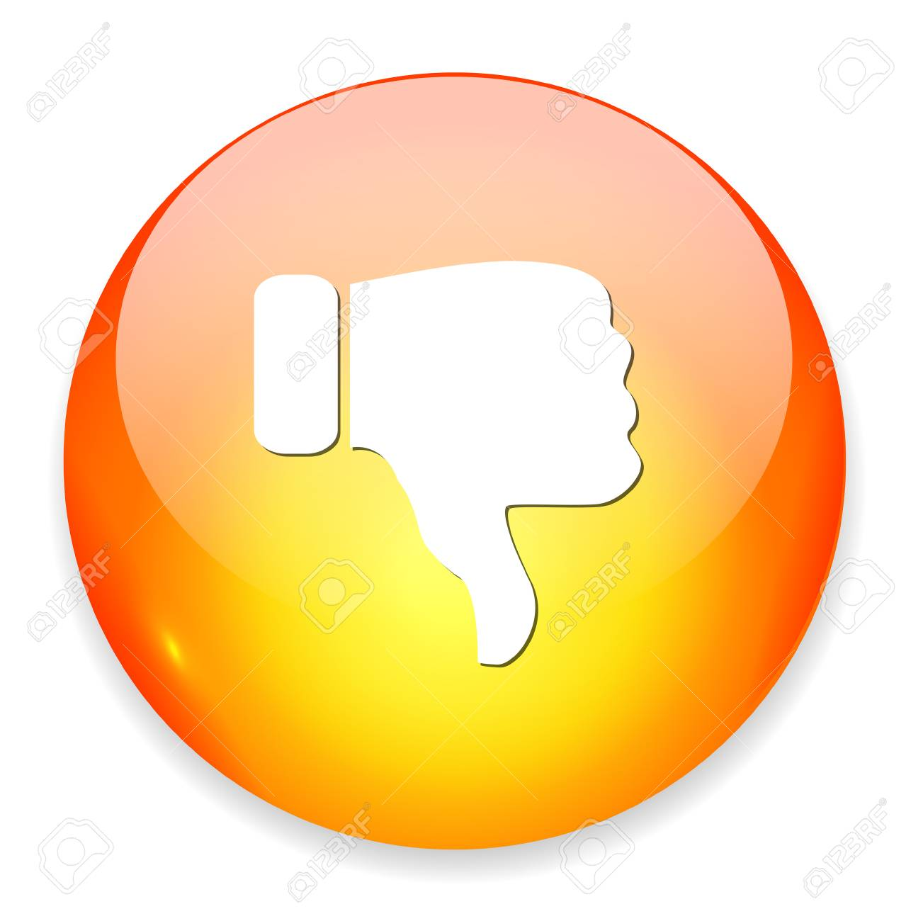1279x1300 Dislike (Thumbs Down Icon) Royalty Free Cliparts, Vectors,