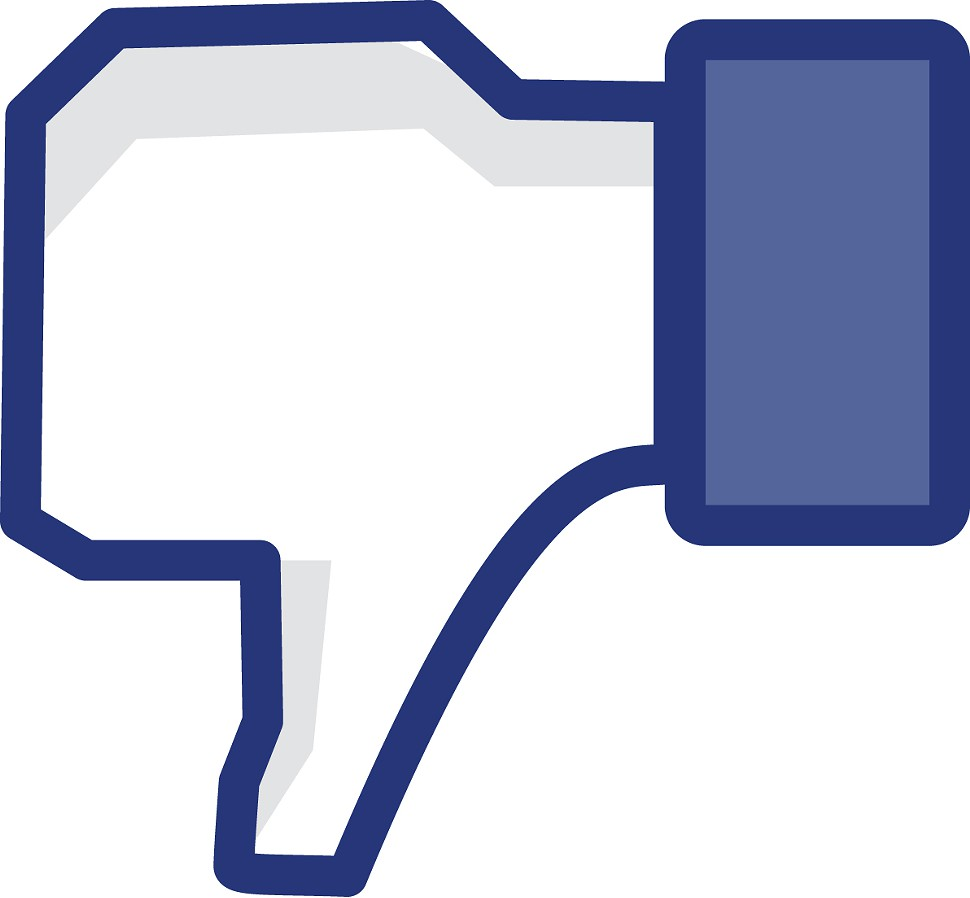 970x898 Facebook Thumbs Up Clipart