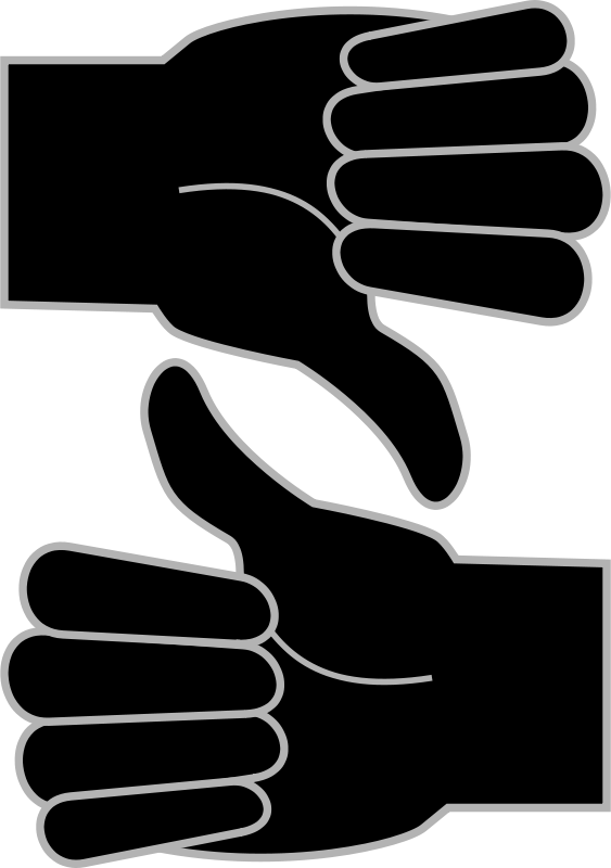 563x800 Free Clipart Thumbs Up