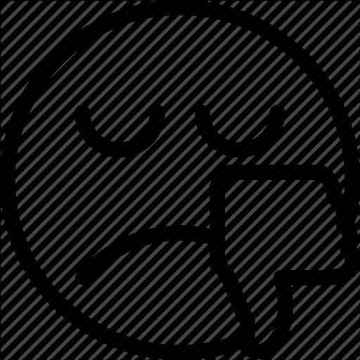 512x512 Mood Clipart Thumbs Down
