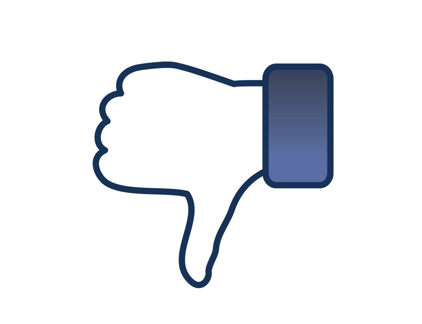 1420x1090 Facebook Thumbs Up Clipart