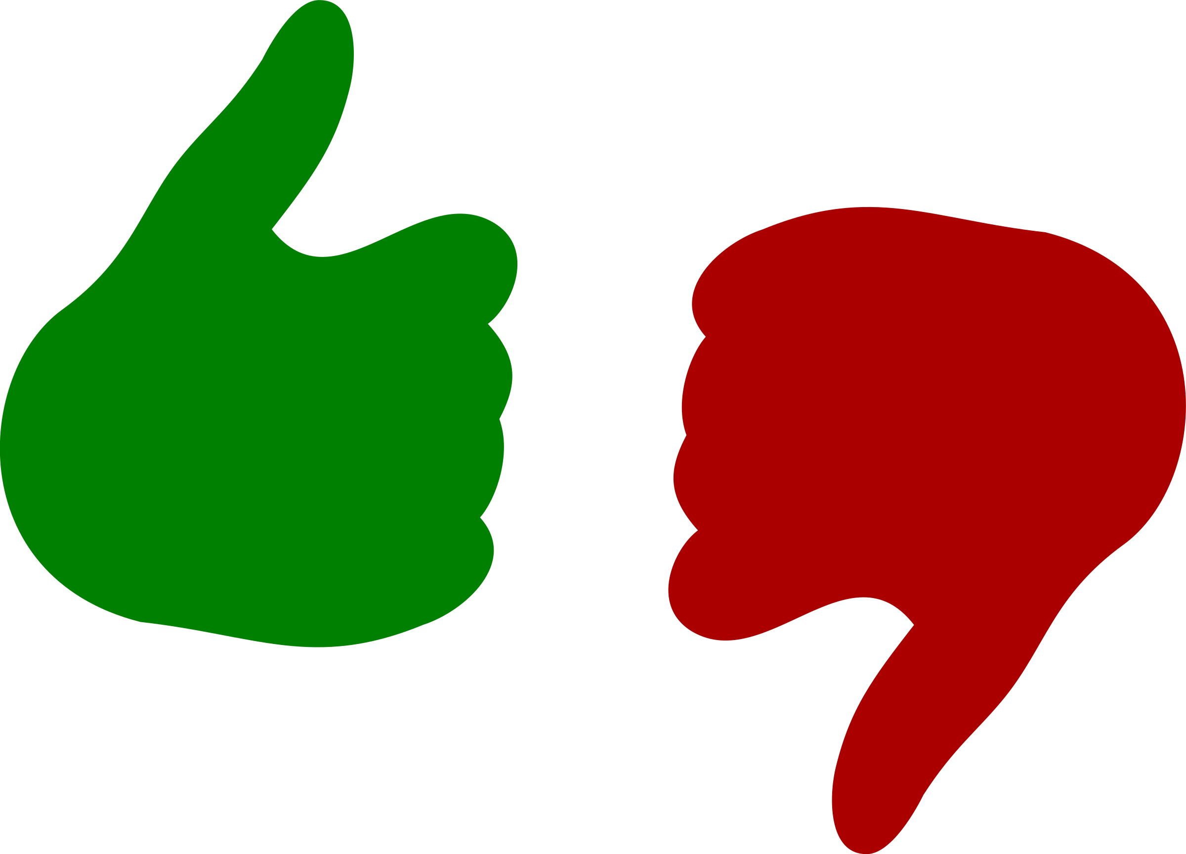 2400x1728 Microsoft Clipart Thumbs Up
