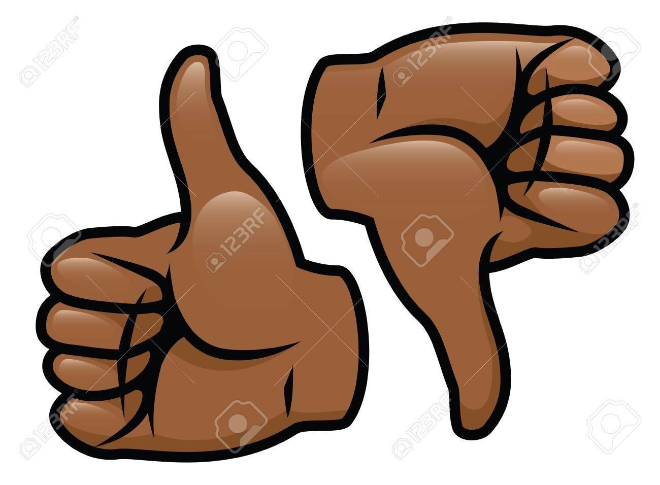 1300x956 Thumbs Down Clip Art