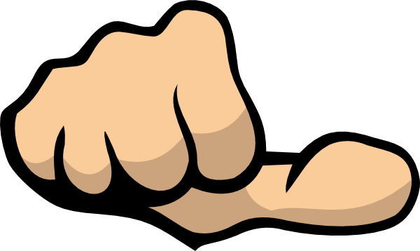 600x358 Thumbs Up Thumbs Down Clipart