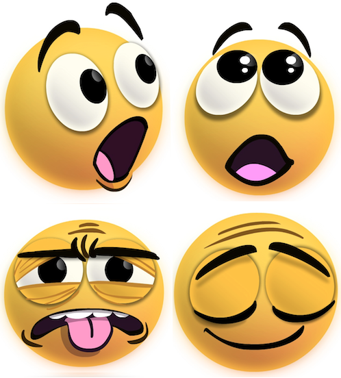 498x552 Free Animations Clipart Emotions
