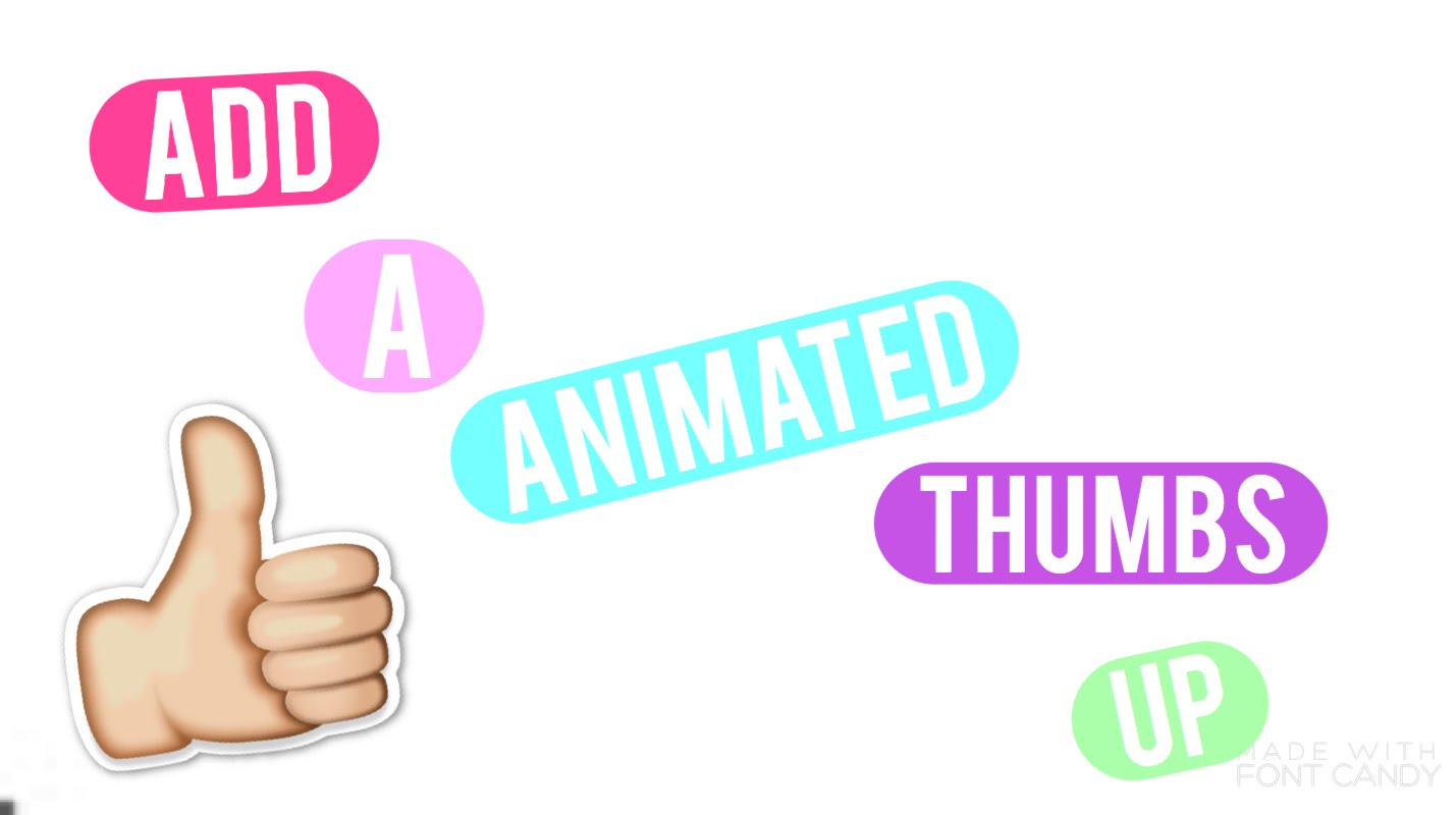 1429x800 How To Animate The Thumbs Up Emoji!