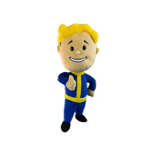 500x500 Plush Vault Boy Thumbs Up 30cm