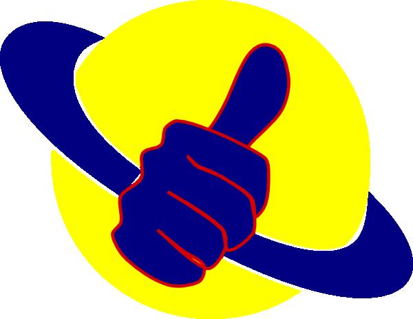 600x463 Pin Thumbs Up Clip Art