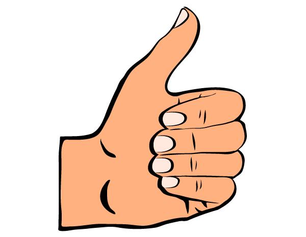 600x465 Thumbs Up Vector Art Free 123freevectors