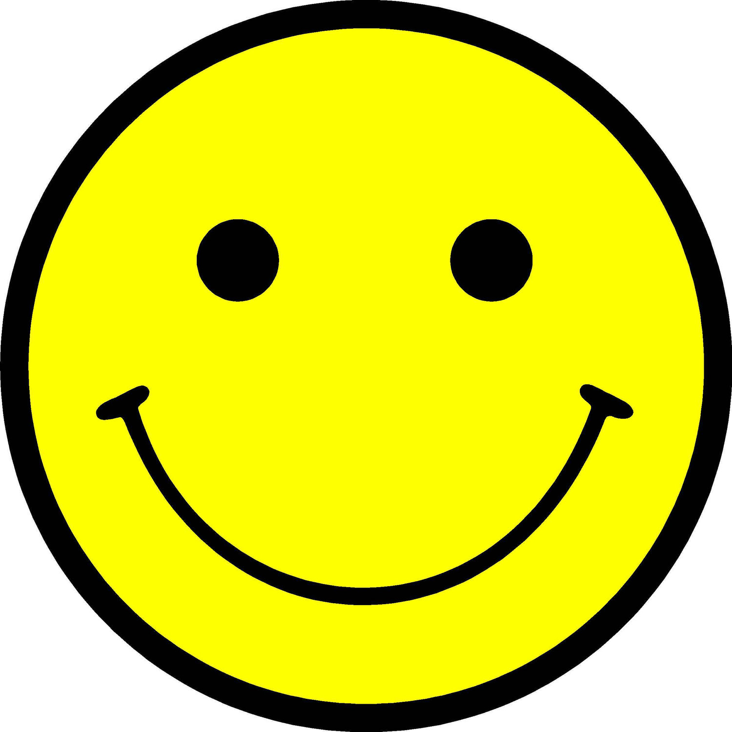 1500x1500 Smiley Face Thumbs Up Thumbs Up Smiley Face With Black And White
