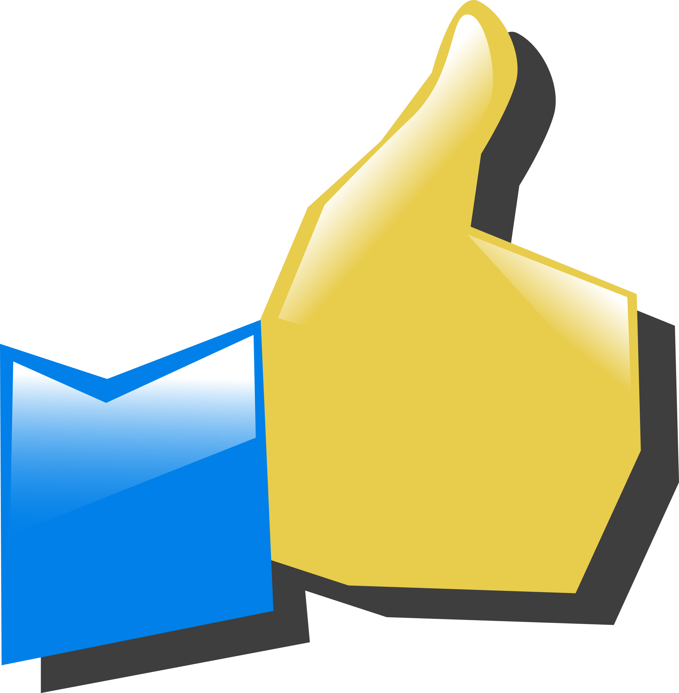 2352x2400 Microsoft Clipart Thumbs Up