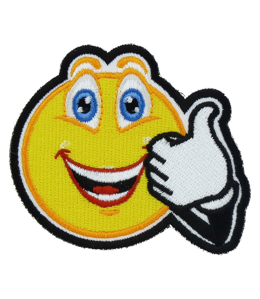 891x1024 Smiley Face Thumbs Up