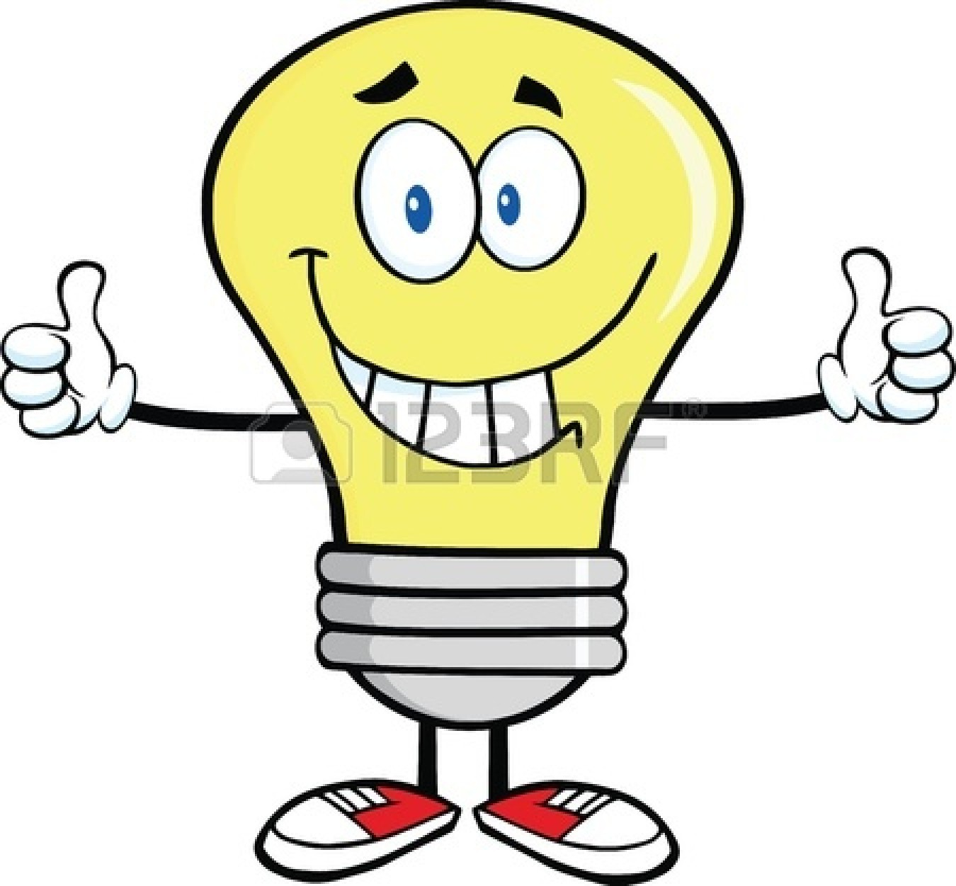 1350x1251 Light Bulb Clipart Smiley