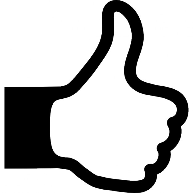 626x626 Free Clipart Thumbs Up Sign