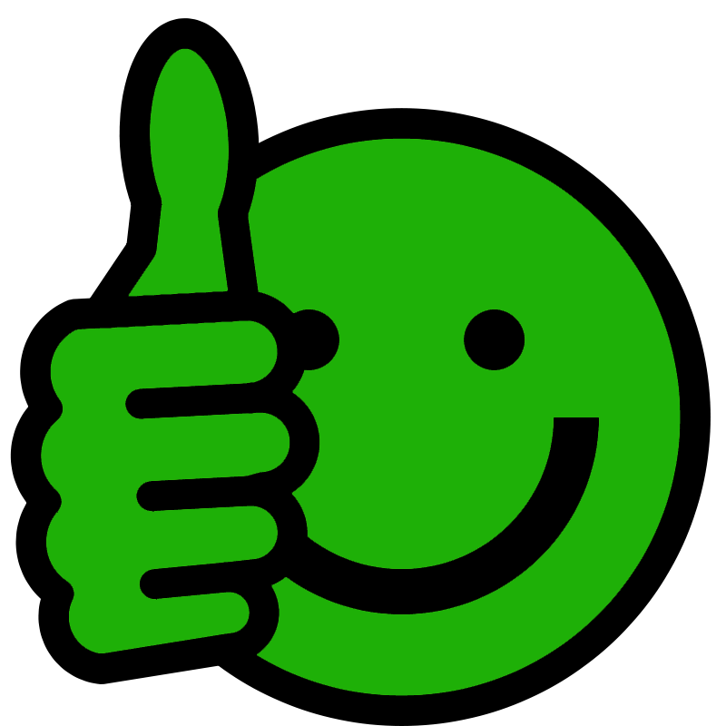800x800 Green Smiley Face Clip Art