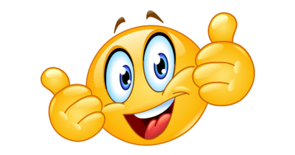 600x315 Thumbs Up Emoticon Smiley Face Clip Art Thumbs Up 152 135 Smiley
