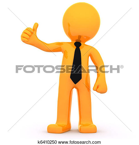 450x470 With Thumbs Up Clipart