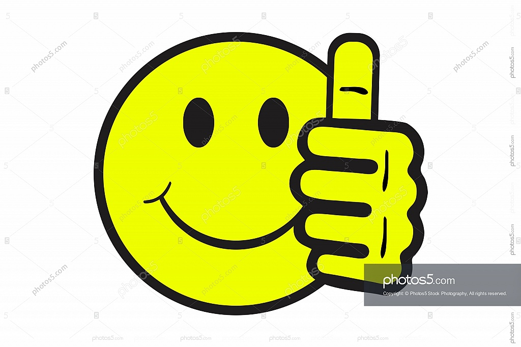 1024x682 Smiley Face With Thumbs Up