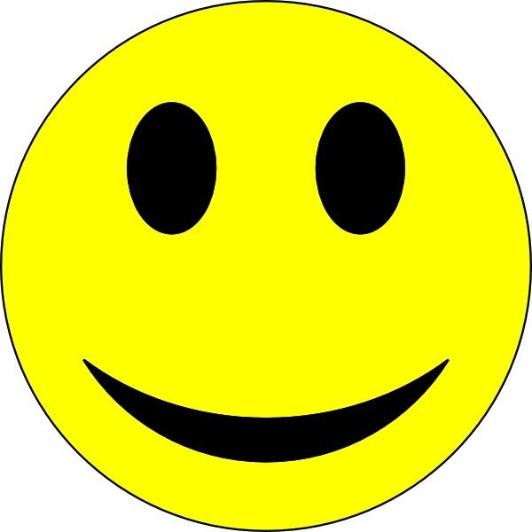 600x600 Smiley Face Clip Art Images Clipart