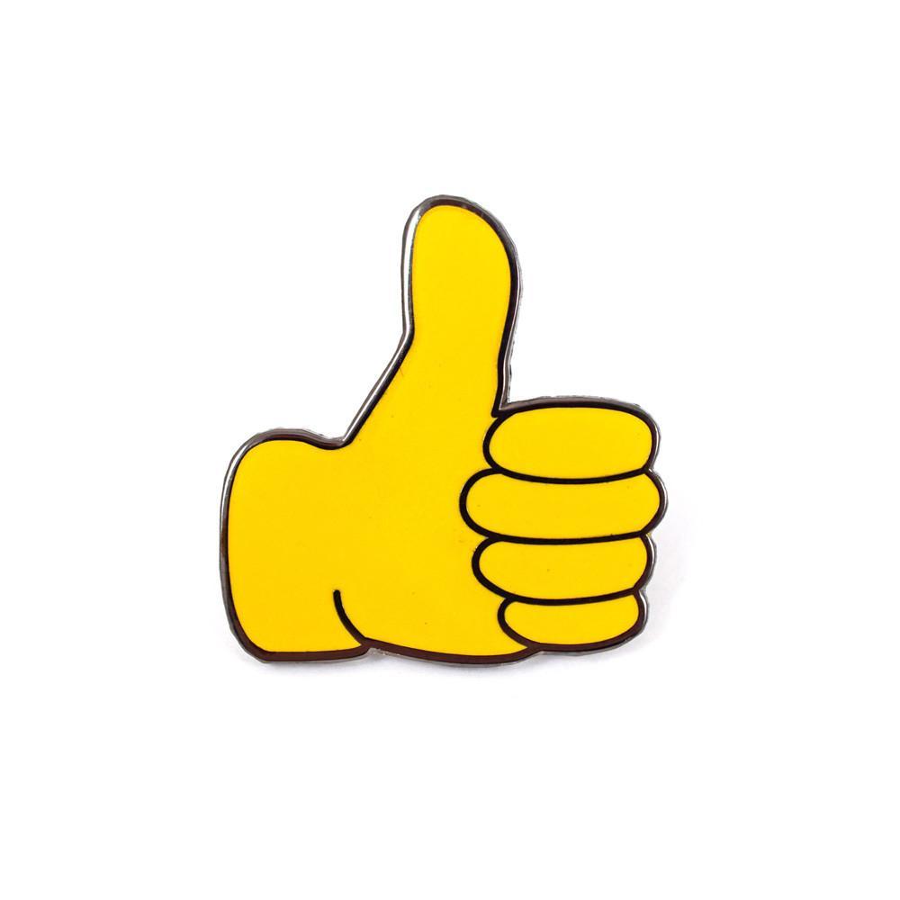 1000x1000 Thumbs Up Emoji Pin