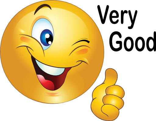 512x397 Thumbs Up Smiley Emoticon Clipart I2clipart