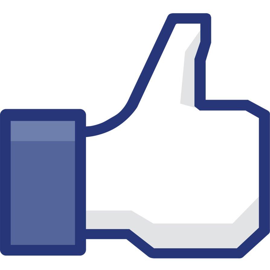 894x894 Facebook Thumbs Up Clip Art Clipart