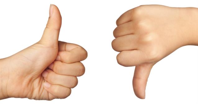 637x335 Thumbs Up Or Down