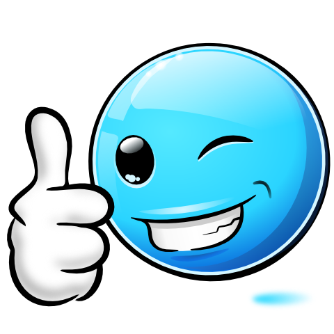 480x480 Famous Smileys Thumbsup . By Mondspeer