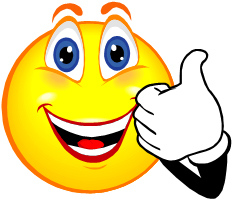 233x200 Thumbs Up Smiley Clip Art Clipart Panda