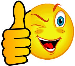 286x252 Smiley Face Thumbs Up Thank You Clipart Panda