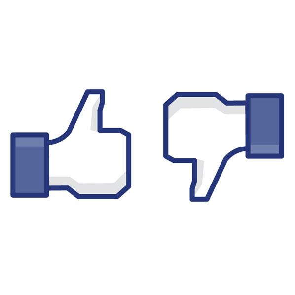 598x598 Facebook Thumbs Down Clipart